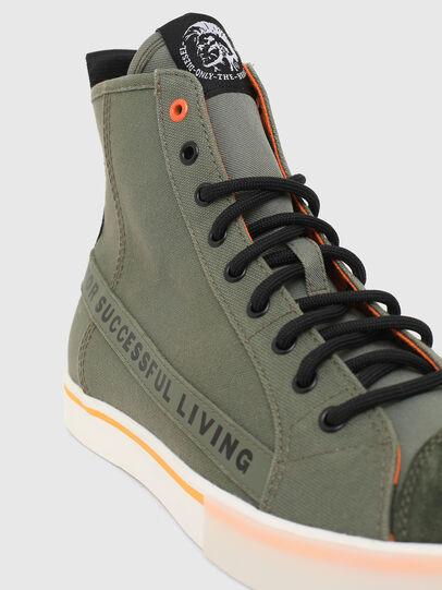 Diesel - S-DVELOWS ML, Armeegrün - Sneakers - Image 4