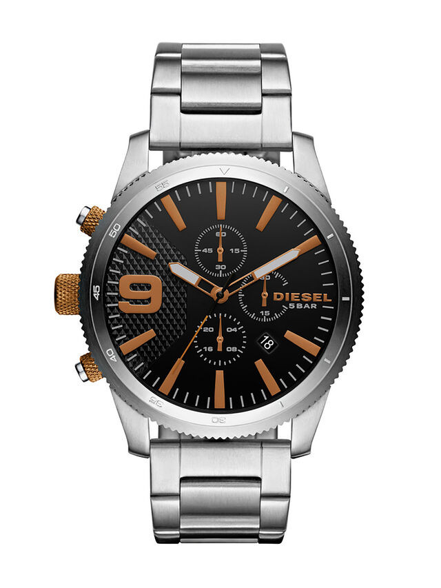 Diesel - DZ4457, Silber - Uhren - Image 1
