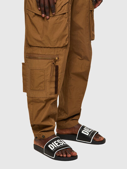 Diesel - P-GAGE, Marron Clair - Pantalons - Image 5