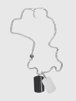 NECKLACE DX1040, Silber