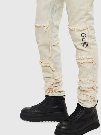 Diesel - TYPE-2014, Hellblau - Jeans - Image 5