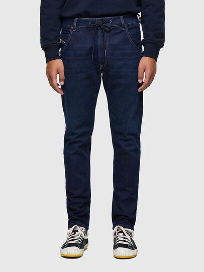 Diesel - Krooley JoggJeans® Z69VI, Bleu Foncé - Jeans - Image 1