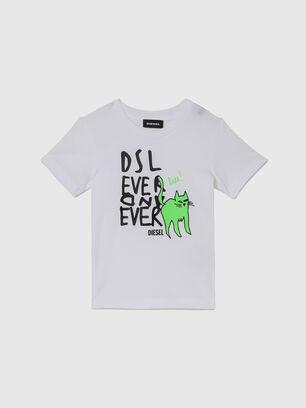 TORTUB-R, Blanc - T-shirts et Hauts