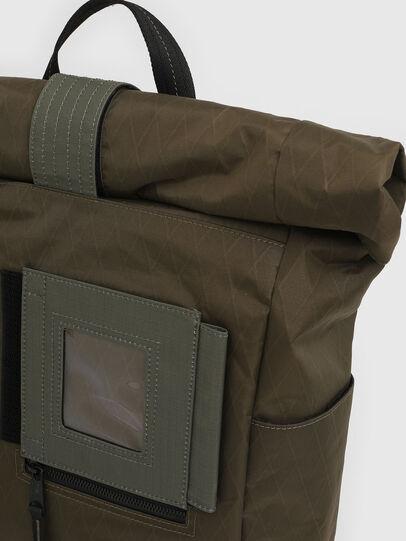 Diesel - SHINOBI, Vert Camouflage - Sacs à dos - Image 5