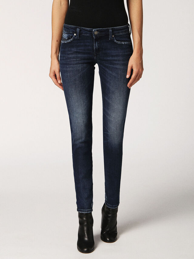 GRACEY 0687E, Blue jeans
