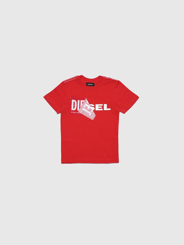 TOQUEB MC-R, Rot - T-Shirts und Tops