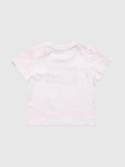 Diesel - TANGEB, Blanc - T-shirts et Hauts - Image 2