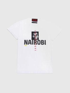 LCP-T-DIEGO-NAIROBI, Weiß - T-Shirts