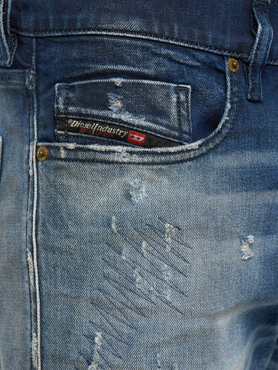 Diesel - Tepphar 009FR, Mittelblau - Jeans - Image 3