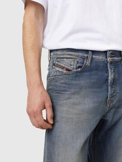 Diesel - D-Fining Z9A05, Blu medio - Jeans - Image 3