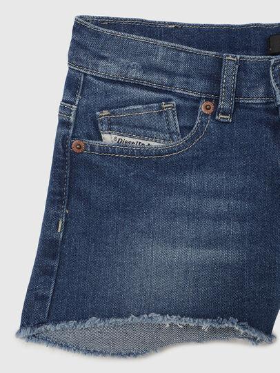 Diesel - PRIFTY, Blu medio - Shorts - Image 3