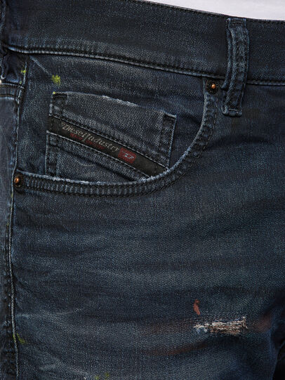 Diesel - D-Strukt JoggJeans® 069QH, Dunkelblau - Jeans - Image 3