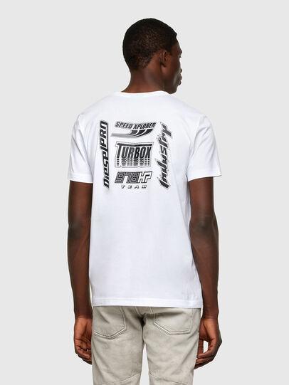 Diesel - T-DIEGOS-K42, Weiß - T-Shirts - Image 2
