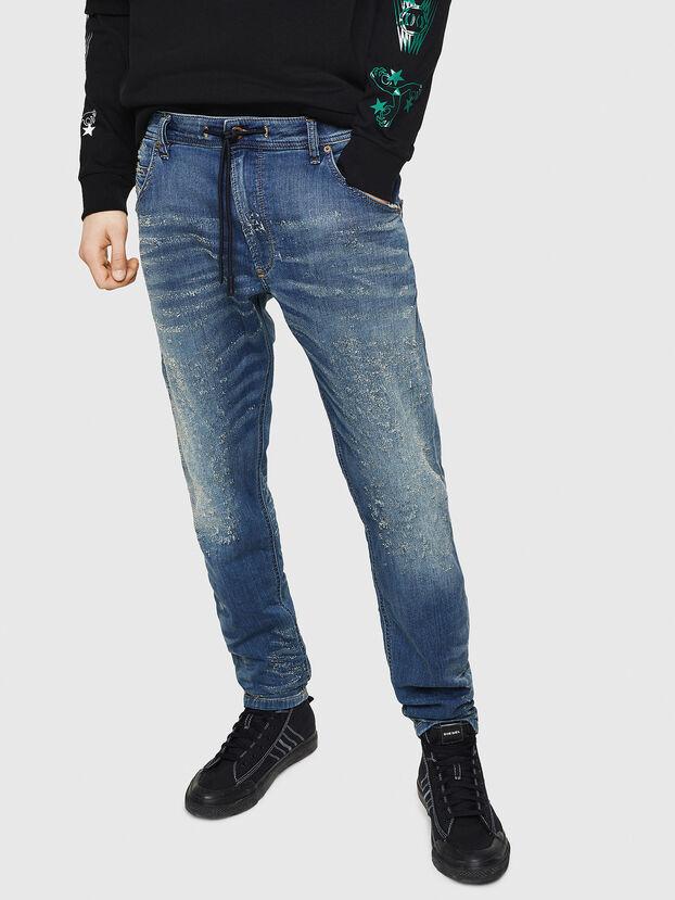 Krooley JoggJeans 069HG, Mittelblau - Jeans