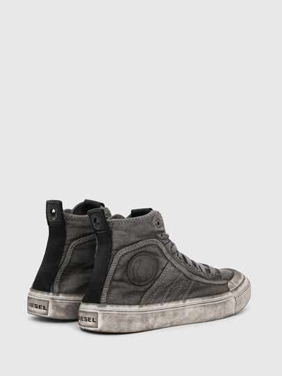 Diesel - S-ASTICO MID LACE W, Grau - Sneakers - Image 3