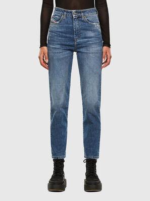 D-Eiselle 009CZ, Mittelblau - Jeans