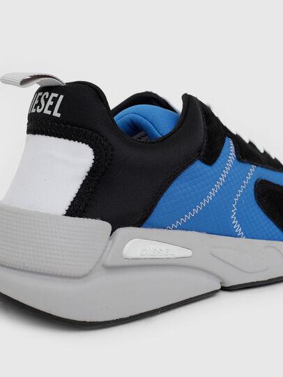 Diesel - S-SERENDIPITY LOW CU, Noir/Bleu - Baskets - Image 4