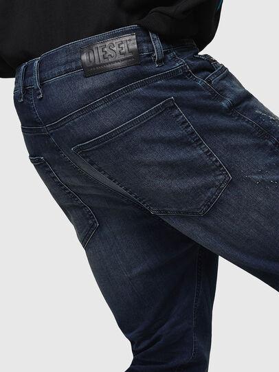 Diesel - D-Vider JoggJeans 069HV, Dunkelblau - Jeans - Image 5