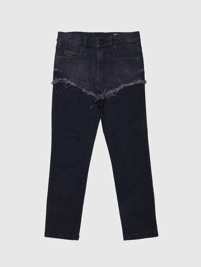 Diesel - BABHILA-J SP, Schwarz - Jeans - Image 1