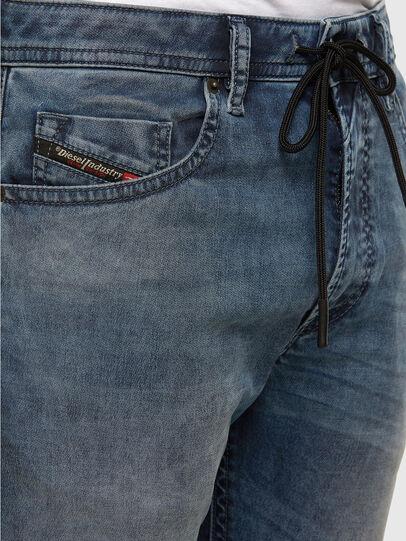 Diesel - Thommer JoggJeans 069NZ, Mittelblau - Jeans - Image 3