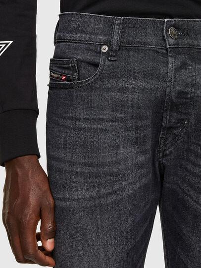 Diesel - D-Luster 009EN, Schwarz/Dunkelgrau - Jeans - Image 3