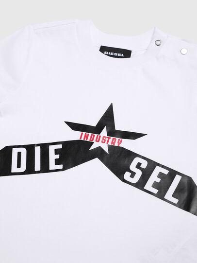 Diesel - TDIEGOA7B, Weiß - T-Shirts und Tops - Image 3