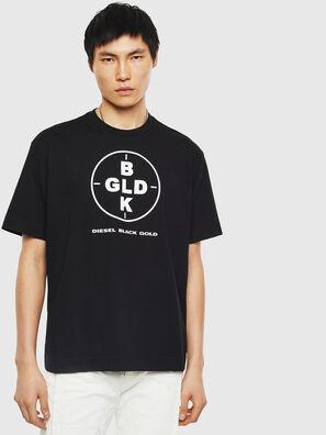 TEORIALE-B, Schwarz - T-Shirts