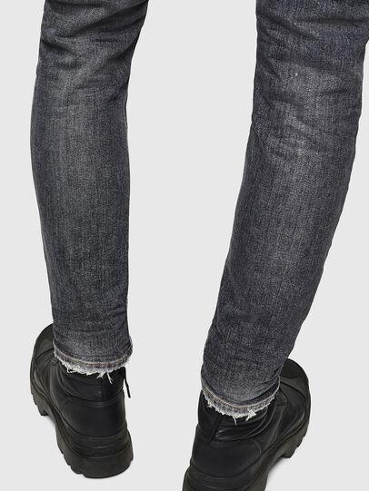 Diesel - D-Vider 0097Z, Hellgrau - Jeans - Image 5