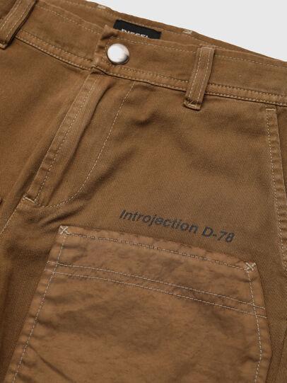 Diesel - PTRENT, Marron - Pantalons - Image 3