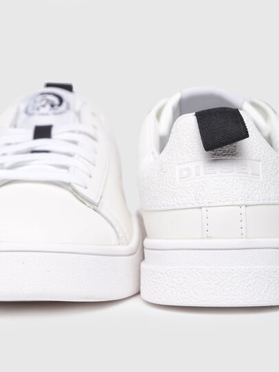 Diesel - S-CLEVER LOW W, Blanc Lumineux - Baskets - Image 4