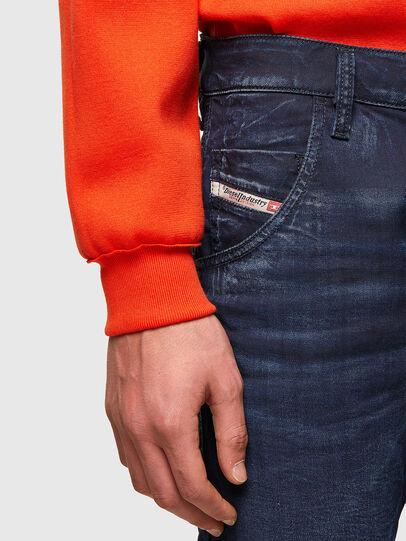 Diesel - Krooley JoggJeans® 069WT, Bleu Foncé - Jeans - Image 4
