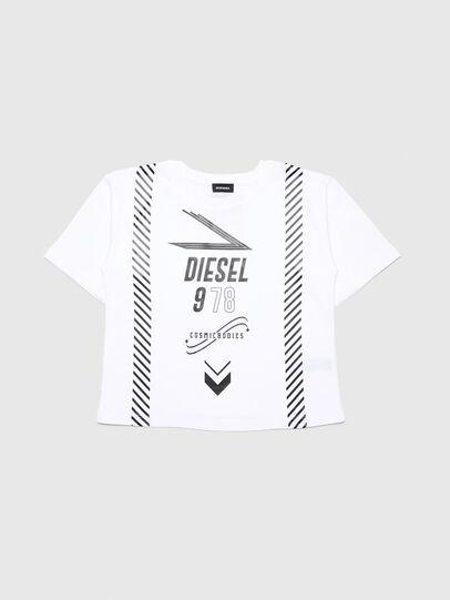 Diesel - TJTITA, Weiß - T-Shirts und Tops - Image 1