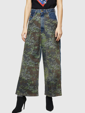 D-Luite 0078E, Mittelblau - Jeans