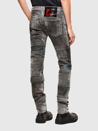 Diesel - TYPE-2020, Dunkelgrau - Jeans - Image 2