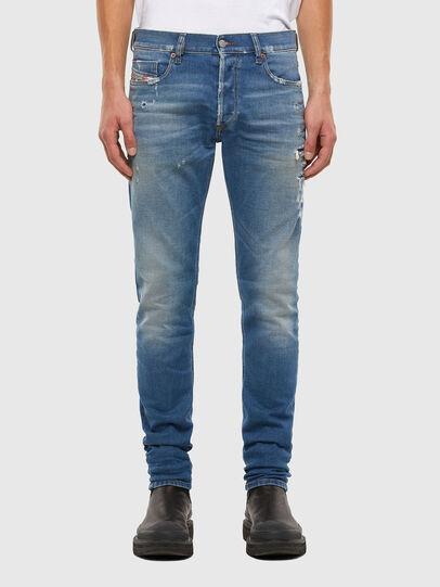 Diesel - Tepphar 009JU, Mittelblau - Jeans - Image 1