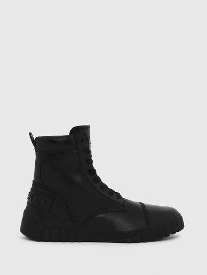 Diesel - H-RUA AM, Schwarz - Sneakers - Image 1