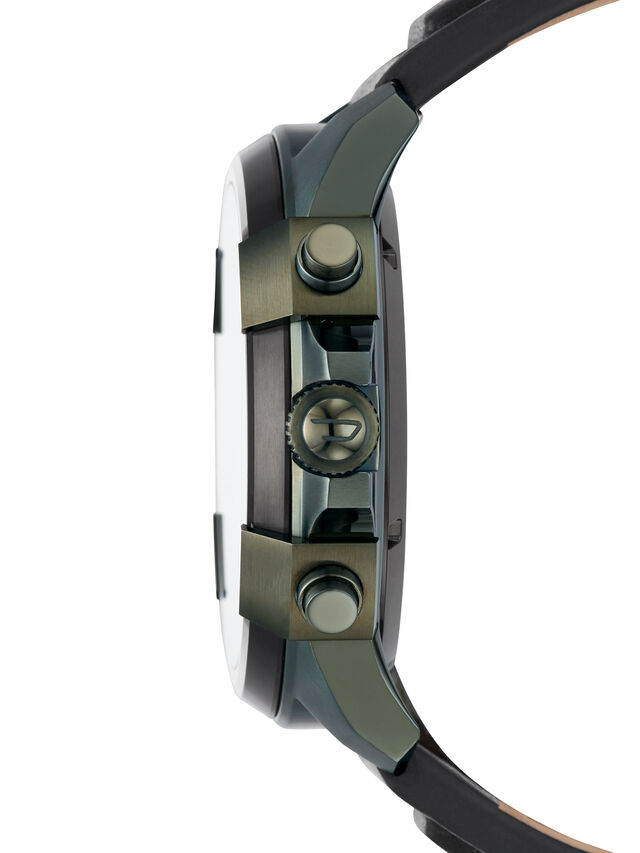 Diesel - DT2003, Armeegrün - Smartwatches - Image 4
