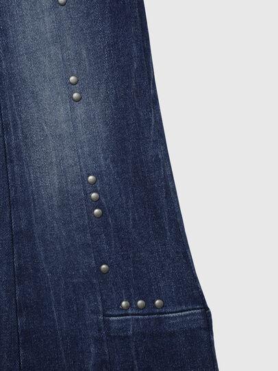 Diesel - D-EBBEY-J SP2, Bleu Foncé - Jeans - Image 4