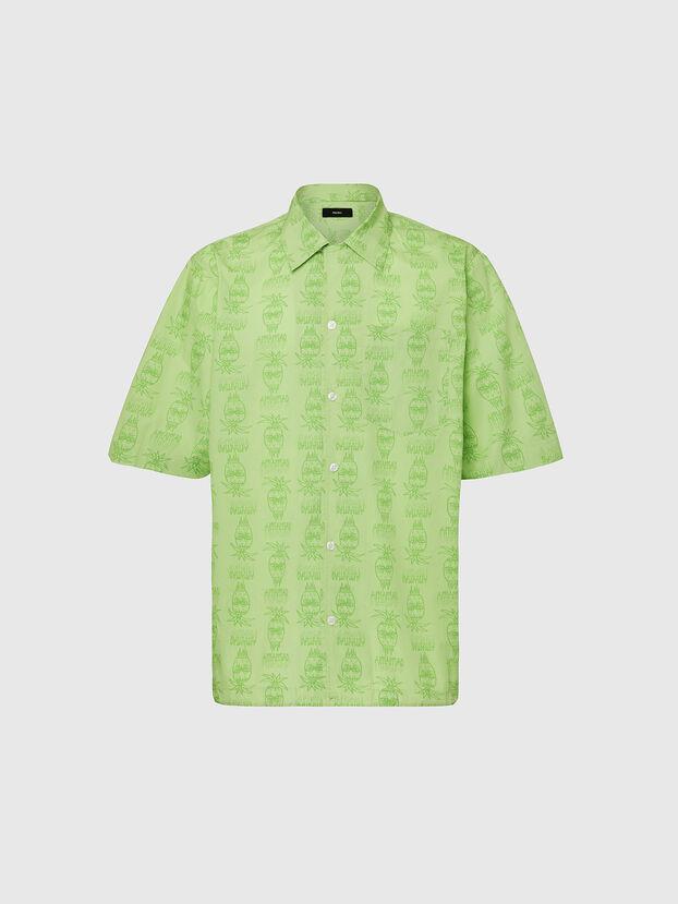 S-ROHAD-C, Neongrün - Hemden
