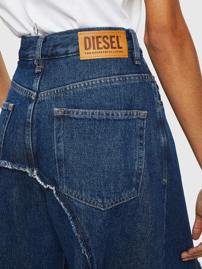Diesel - D-Izzier 0LAXA, Dunkelblau - Jeans - Image 6