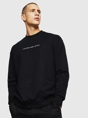 S-BAY-COPY, Schwarz - Sweatshirts