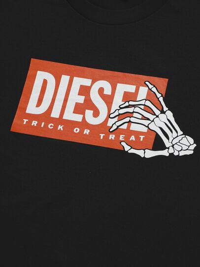Diesel - TSKELE-TSE, Schwarz - T-Shirts und Tops - Image 3