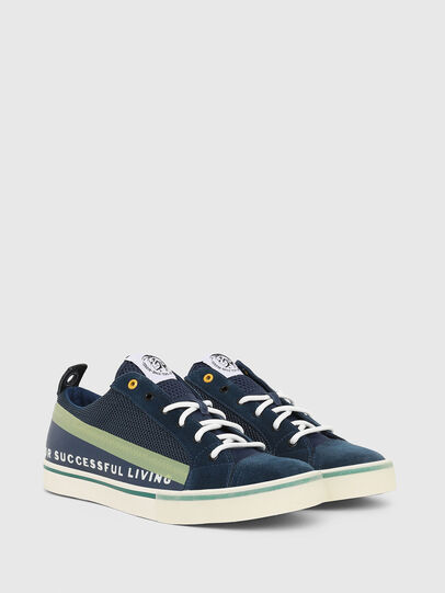 Diesel - S-DVELOWS LOW, Bunt/Blau - Sneakers - Image 2