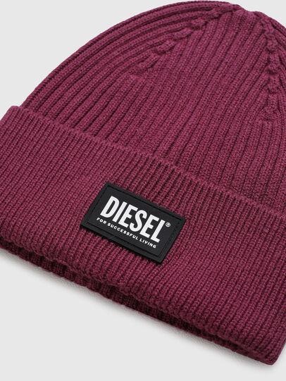 Diesel - K-CODER-E 2X2, Violet - Bonnets - Image 3