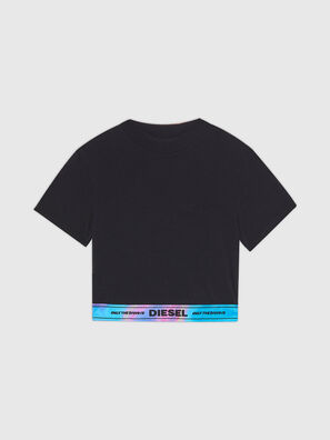UFTEE-GIORGI-SV-ML, Schwarz - T-Shirts