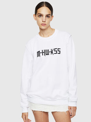 F-LYANY-H, Weiß - Sweatshirts