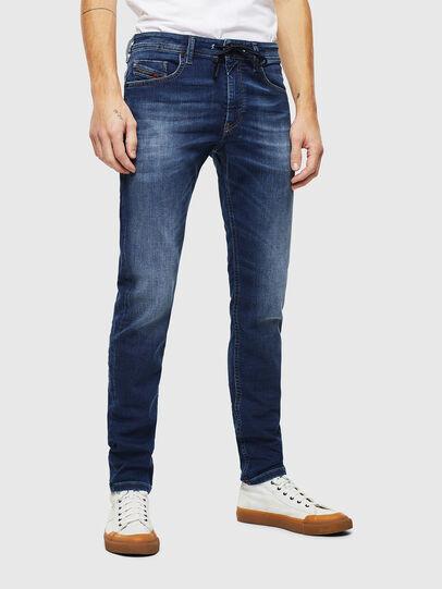 Diesel - Thommer JoggJeans 088AX, Dunkelblau - Jeans - Image 1