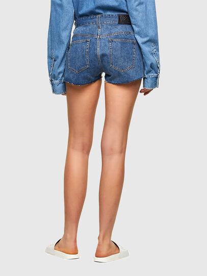 Diesel - S-PAM, Bleu/Gris - Shorts - Image 2