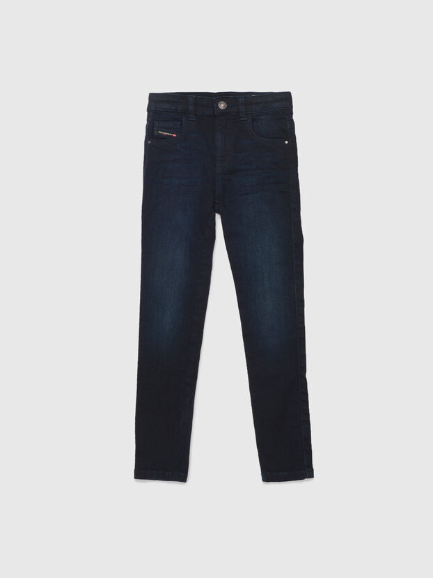 D-SLANDY-HIGH-J, Mittelblau - Jeans