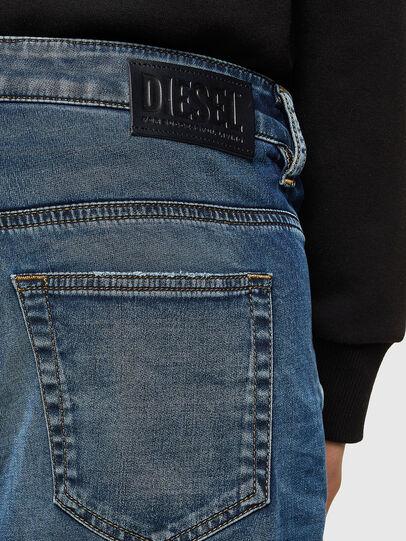 Diesel - Fayza JoggJeans® 069SZ, Blu Scuro - Jeans - Image 3